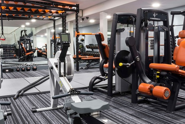 The gym the midland hotel manchester